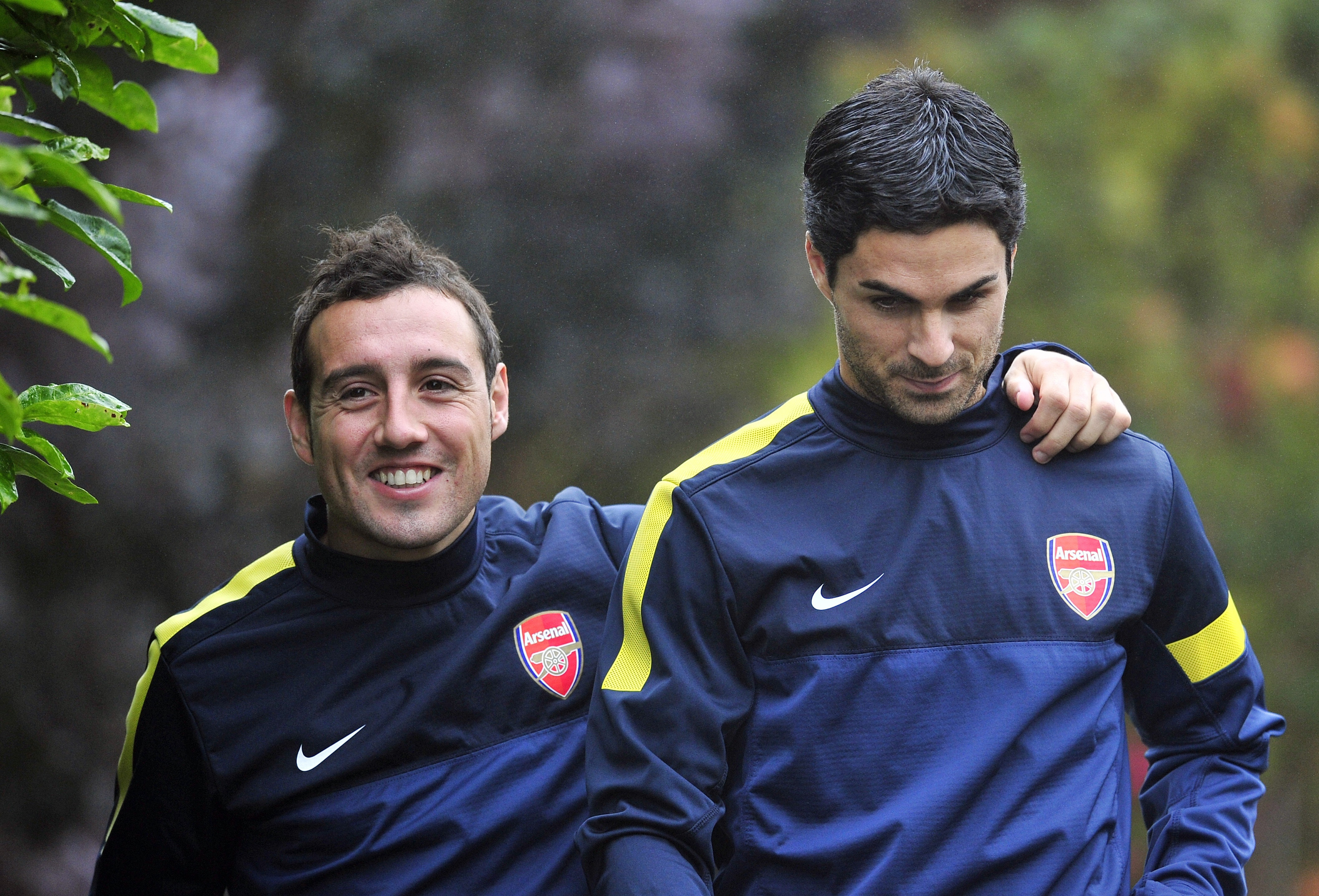 'Give him time!' – Santi Cazorla sends message to Arsenal over Mikel Arteta ahead of Europa League semi-final