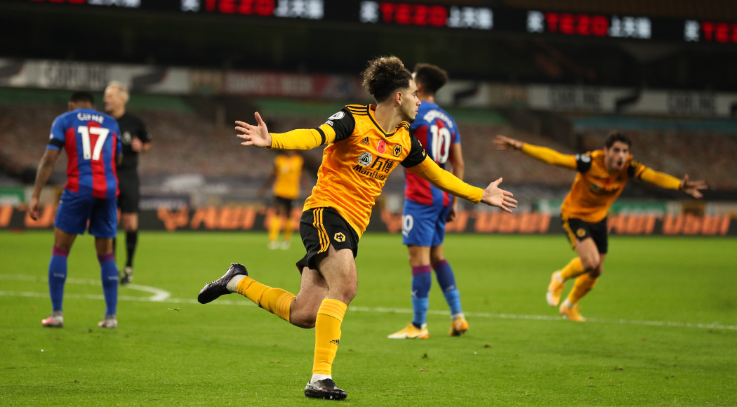 Ait-Nouri scores on debut as Wolves go third