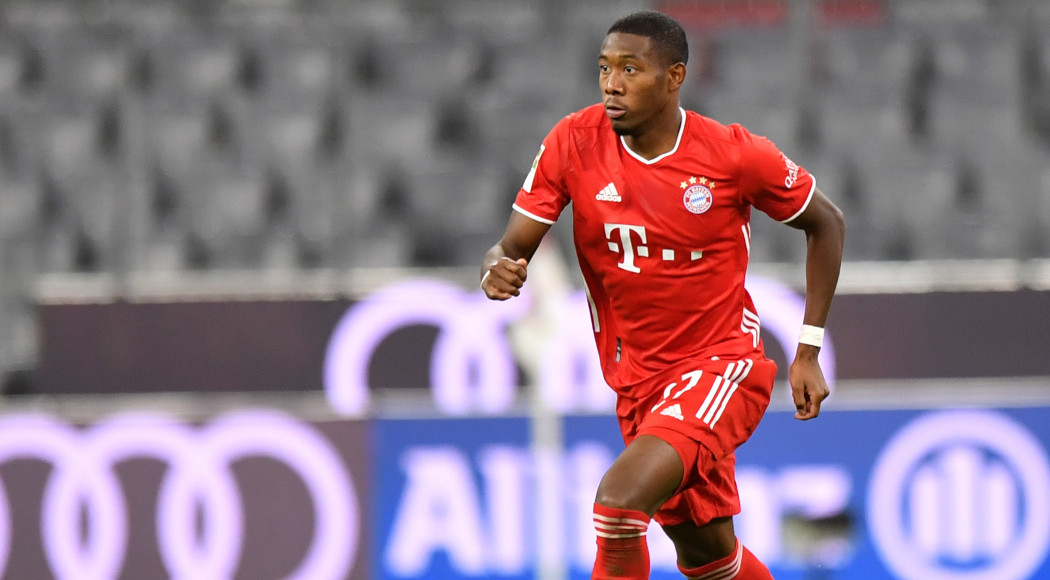 Alaba future at Bayern still unclear - coach Flick