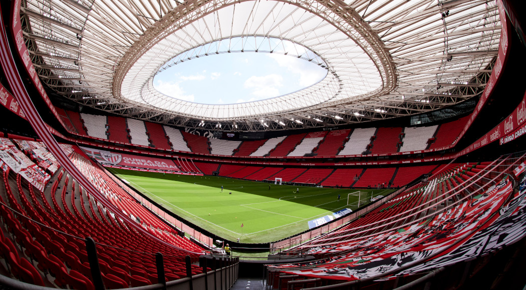 Bilbao can't allow spectators at Euro 2020 - Spanish federation