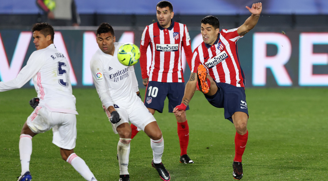 55Score, Chance for Atletico to land KO blow in Madrid derby