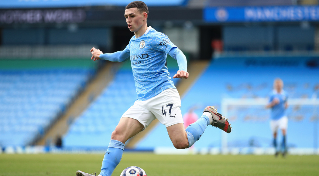 55Score, Foden must stay calm to reach next level - Guardiola