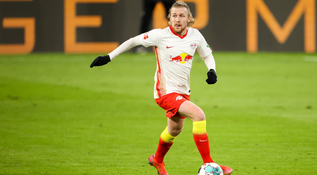 55Score, Forsberg third Leipzig star to extend contract in a week
