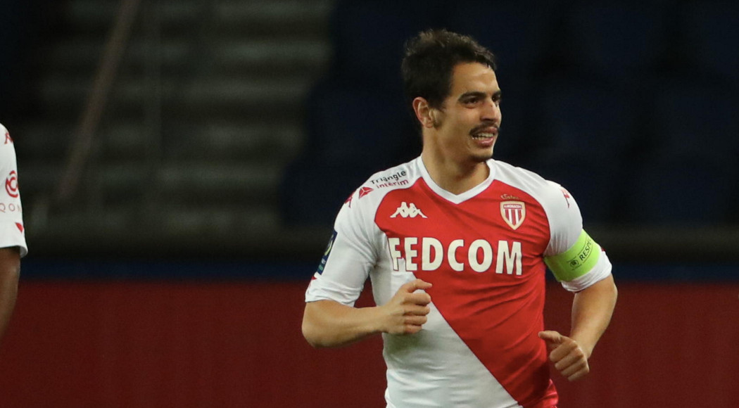 Monaco keep up with Lille and PSG with Dijon win