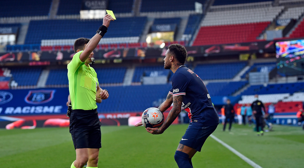 Neymar banned for two Ligue 1 games after red card v Lille sponspored by god55