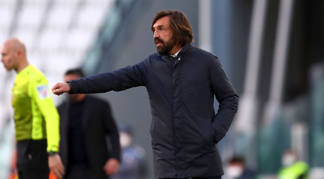 Pirlo says he would repeat mistakes made as Juventus coach sponspored by god55