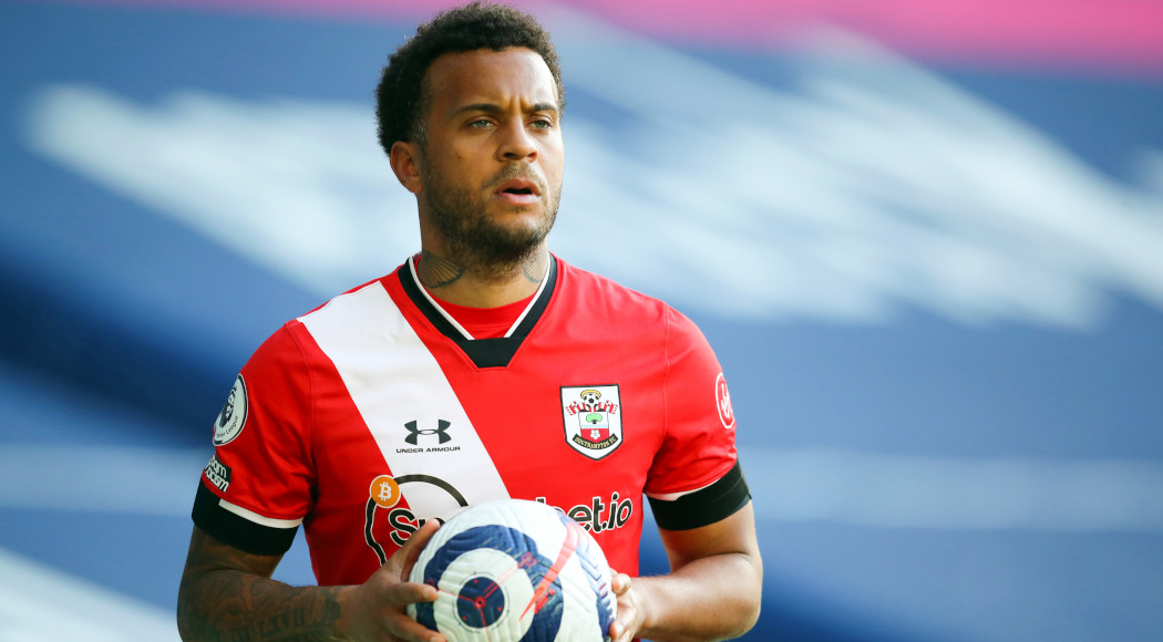 55Score, Southampton's Bertrand to leave club at end of season