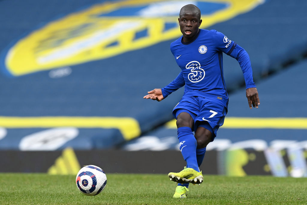 Thomas Tuchel concerned about N'Golo Kante's condition ahead of Chelsea's clash against Porto
