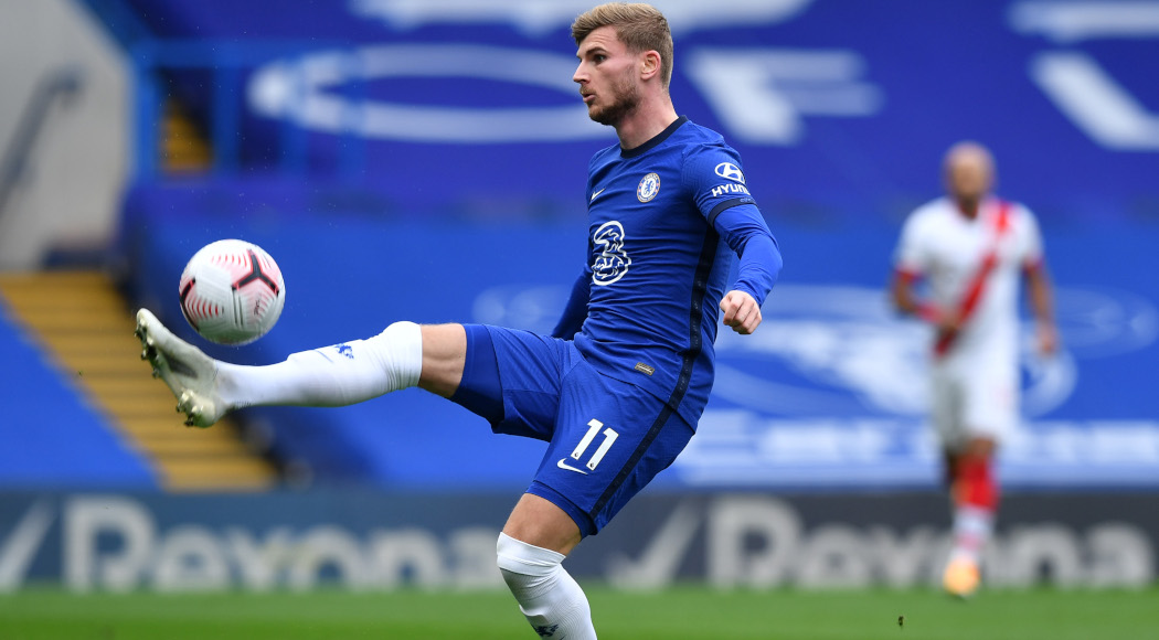 Werner scores twice for Blues but Saints fight back sponspored by god55